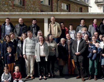 Rencontre des anciens à Rennes