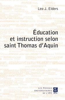 Éducation et instruction selon saint Thomas d'Aquin