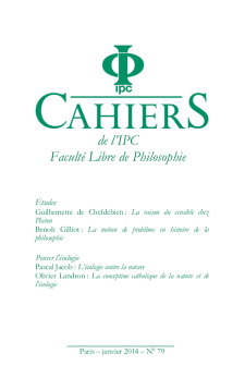 Cahier 79