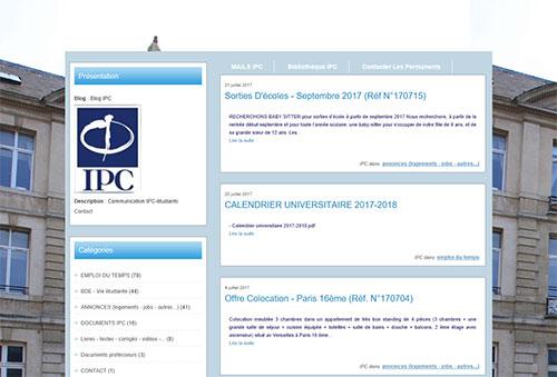 Le blog des étudiants de l'IPC
