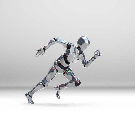 Les robots à l'ère du transhumanisme