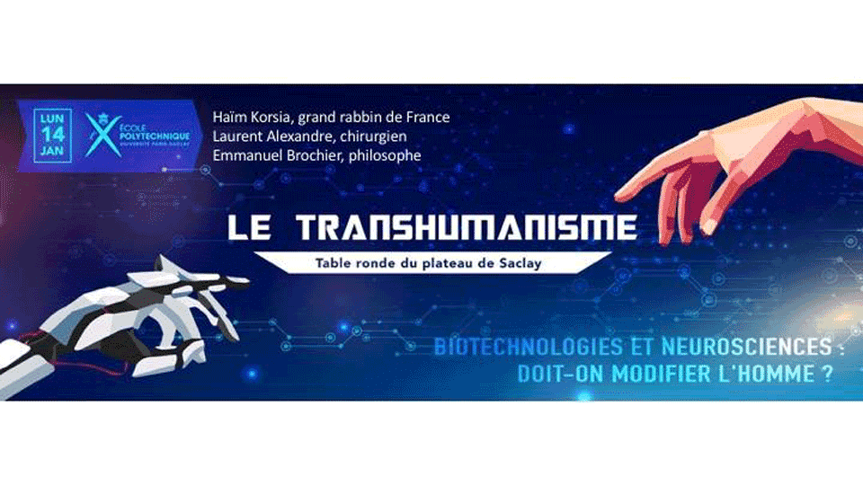 Table-Ronde de l'X sur le Transhumanisme
