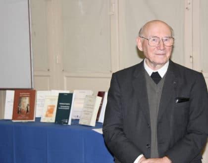 Messe en mémoire du Père Leo Elders