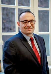 Emmanuel Brochier, Doyen & Directeur de l'IPC depuis janvier 2021.