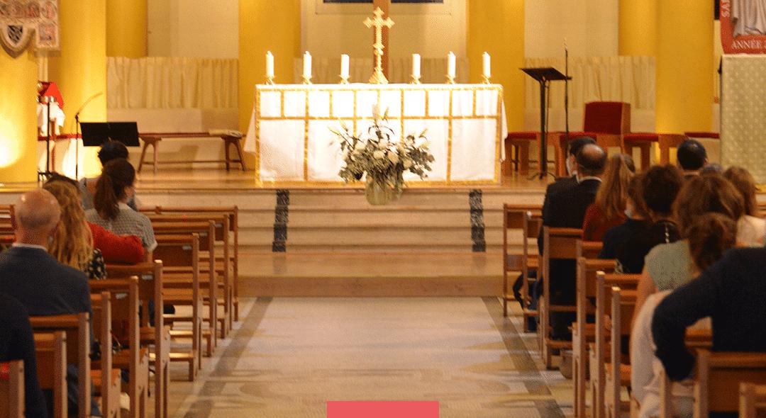 Messe de rentrée 2021